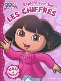 Explore avec Dora !, Les chiffres