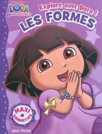 Explore avec Dora !, Les formes