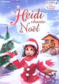 Heidi chante Noël