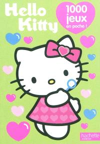 Hello Kitty : 1.000 jeux en poche !