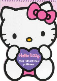 Hello Kitty : mes 100 activités préférées