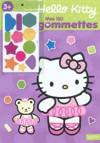 Hello Kitty : mes 150 gommettes