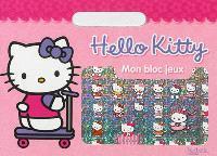 Hello Kitty : mon bloc jeux