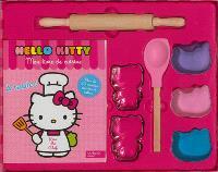 Hello Kitty : mon livre de cuisine : plus de 30 recettes sucrées et salées