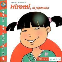 Hiromi, la Japonaise
