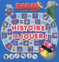 Histoire de jouer !