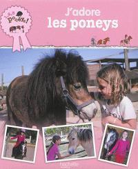 J'adore les poneys