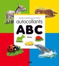 J'apprends l'alphabet avec les animaux
