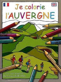Je colorie l'Auvergne