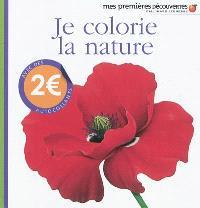 Je colorie la nature