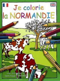 Je colorie la Normandie