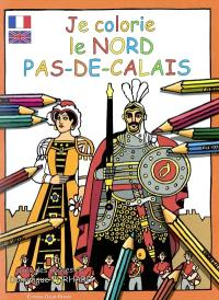 Je colorie le Nord-Pas-de-Calais