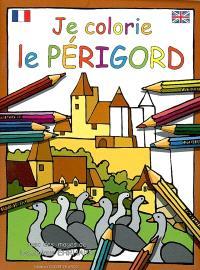 Je colorie le Périgord