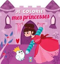 Je colorie mes princesses