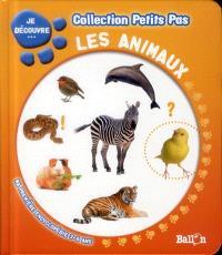 Je découvre... les animaux : ma première encyclopédie 3-6 ans