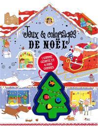 Jeux & coloriages de Noël