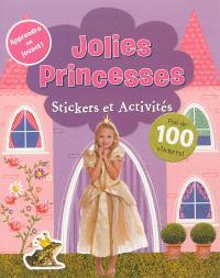 Jolies princesses : stickers et activités