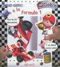 Joue avec Gabin à la formule 1