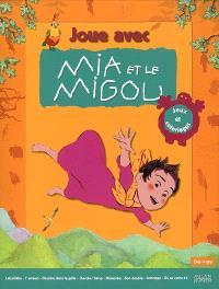 Joue avec Mia et le Migou : jeux et coloriages