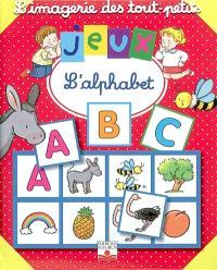 L'alphabet, jeux