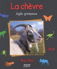 La chèvre : agile grimpeuse