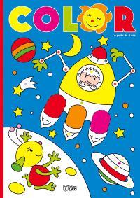 La fusée : color
