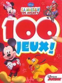 La maison de Mickey : 100 jeux !
