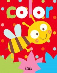 La petite abeille : color
