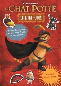 Le Chat Potté : le livre-jeux