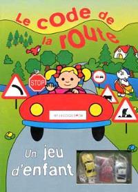 Le code de la route : un jeu d'enfant