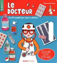 Le docteur : un kit complet pour jouer au docteur
