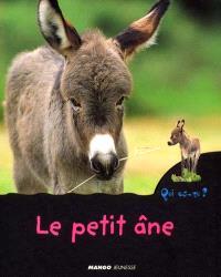 Le petit âne