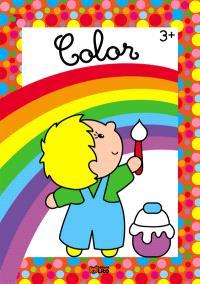 Le petit garçon : color 3 +