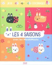 Les 4 saisons avec les MoshiMoshi