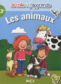 Les animaux, 3+