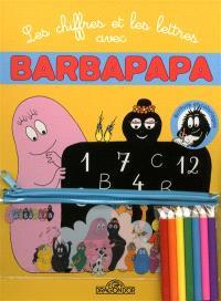 Les chiffres et les lettres avec Barbapapa