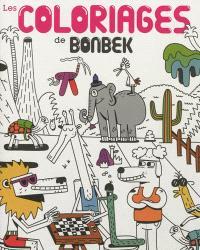 Les coloriages de Bonbek