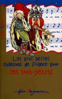 Les plus belles chansons de France pour les tout-petits