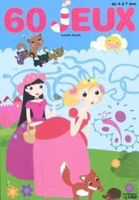 Les princesses : de 4 à 7 ans