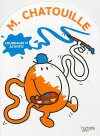 M. Chatouille : coloriages et activités