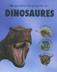 Ma première encyclopédie des dinosaures