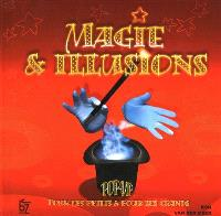 Magie et illusions : pop-up