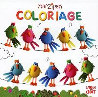 Marzipan coloriage