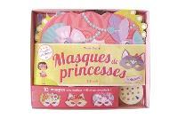 Masques de princesses à décorer