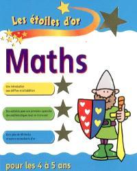 Maths pour les 4 à 5 ans