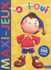 Maxi-jeux Oui-Oui