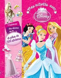Mes activités avec Disney princesses