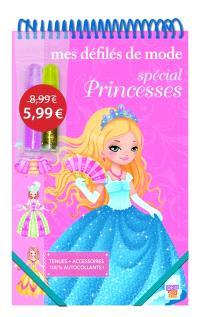 Mes défilés de mode : spécial princesses