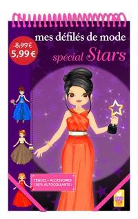 Mes défilés de mode : spécial stars