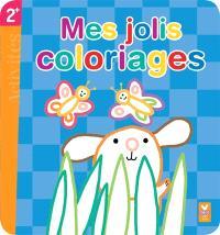Mes jolis coloriages : le chien